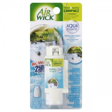 air wick freshmatic compact automatic spray fresh waters. Black Bedroom Furniture Sets. Home Design Ideas