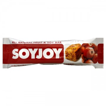 SOYJOY All Natural Fruit & Soy Snack Bar Berry