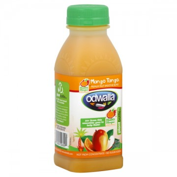 Odwalla Mango Tango Fruit Smoothie Blend All Natural