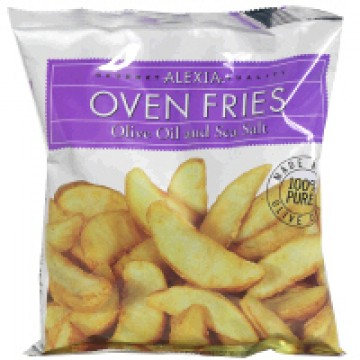 Alexia Oven Fries Olive Oil & Sea Salt All Natural
