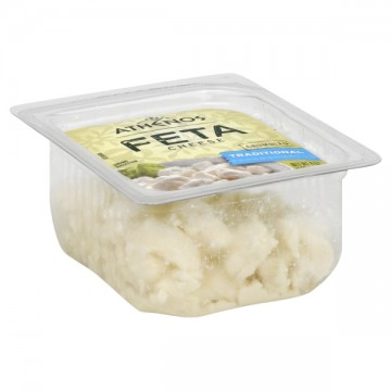 Athenos Cheese Feta Traditional Crumbled