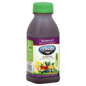 Odwalla Superfood Blueberry B Fruit Smoothie Blend All Natural
