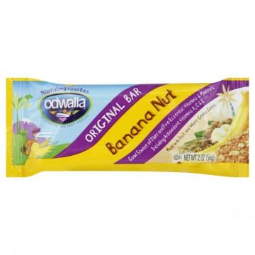 Odwalla Nourishing Food Bar Banana Nut