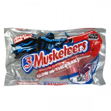 3 Musketeers Bars Fun Size