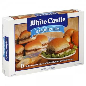 Coupon for white castle frozen burger