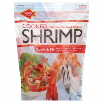 Harvest Of The Sea Shrimp Tail-On Cooked Extra Large - 26 ...
