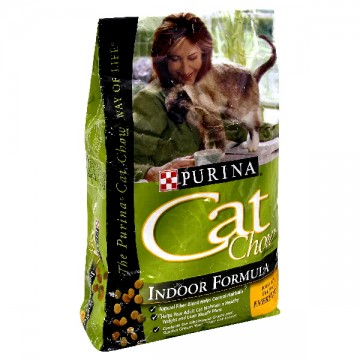 Purina Cat Chow Dry Cat Food Indoor Formula