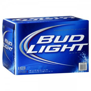 Bud Light - 18 pk