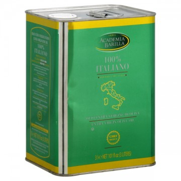 Academia Barilla Olive Oil Extra Virgin 100% Italian