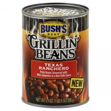 Bush S Best Grillin Beans Texas Ranchero