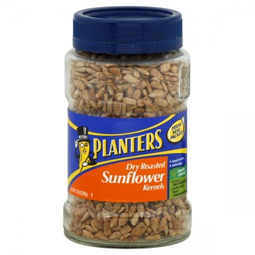 Planters Sunflower Nuts Dry Roasted