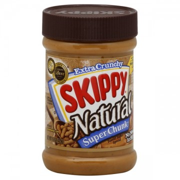 Is Skippy Natural Peanut Butter Good For You