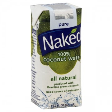 Naked 100% Pure Coconut Water Natural