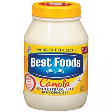 Canola Mayonnaise Whole Foods