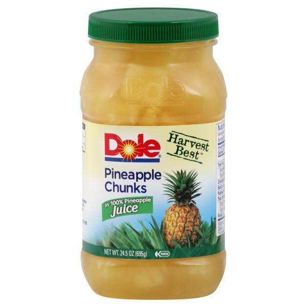 Dole Harvest Best Pineapple Chunks in