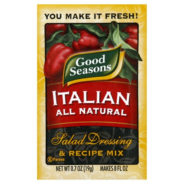 Good Seasons Salad Dressing Mix Italian Makes 8 oz