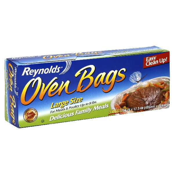 reynolds oven bags instructions
