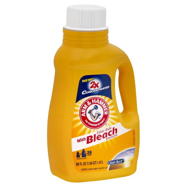 Cheer Brightclean Detergent 2x Ultra Colorsafe Bleach Alternative 100 Fl Oz 3 12 Qt 2 95 Lt