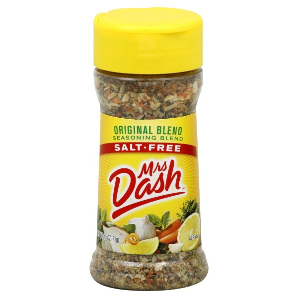 Salt free mrs dash