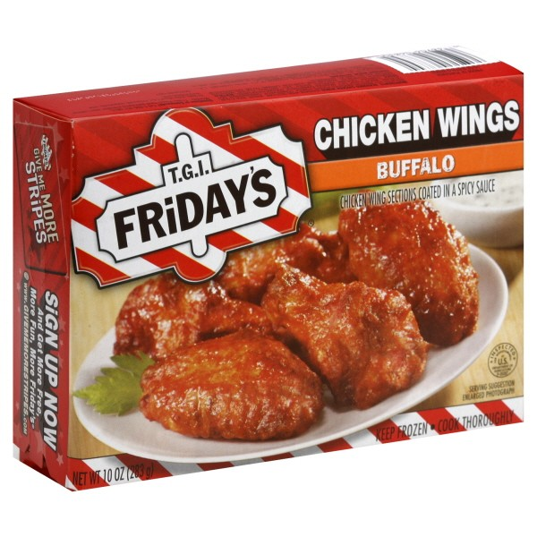 Tgi Fridays Buffalo Wings Frozen