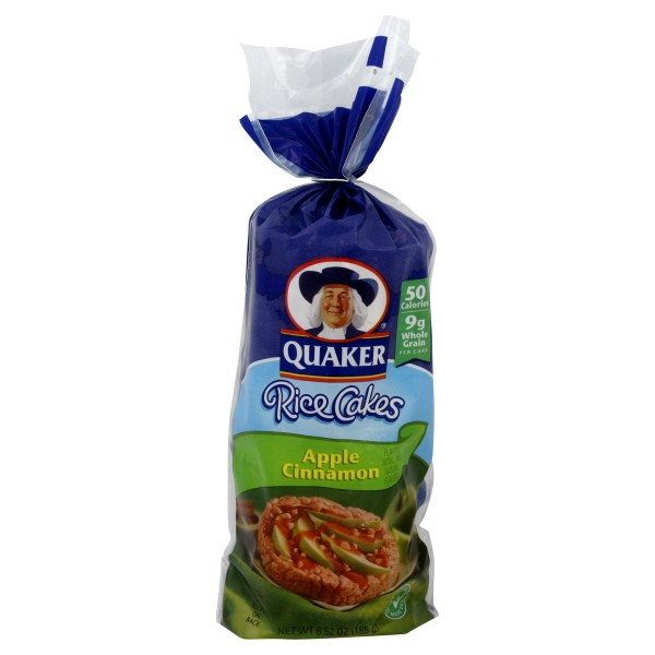 Quaker Rice Cakes Calories