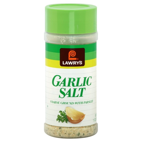 What is garlic salt