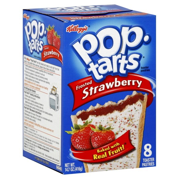 Strawberry 'Pop Tarts Recipes — Dishmaps