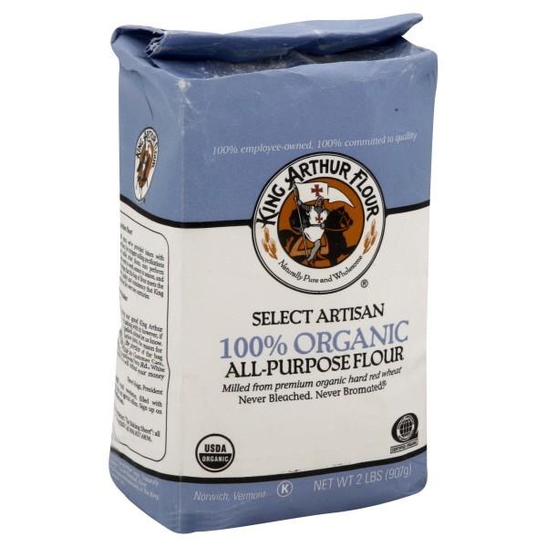 What is artisan flour