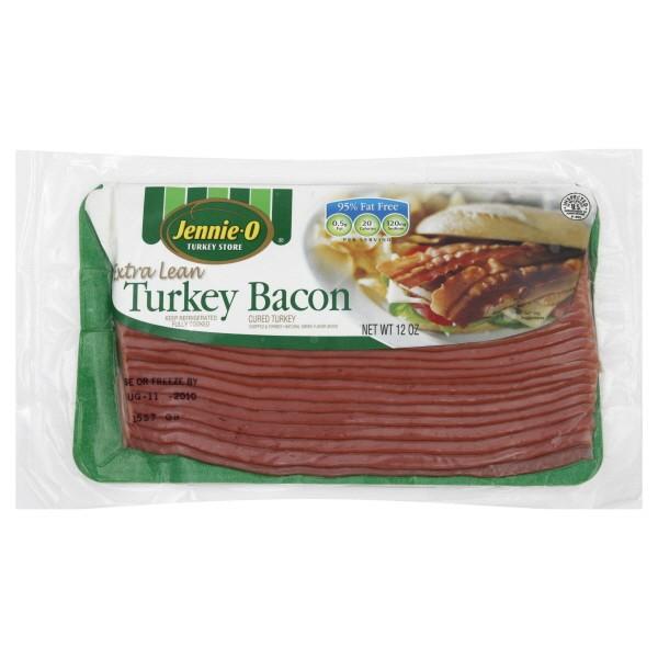 Fat free bacon
