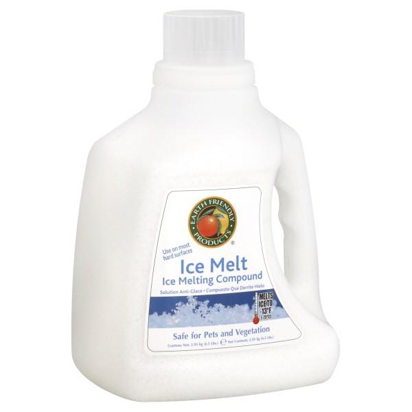 Earth Friendly Ice Melt Safe For Pets Amp Vegetation