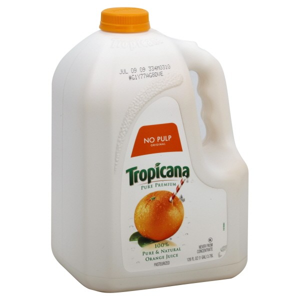 Picture Of Orange Juice Carton - picture of