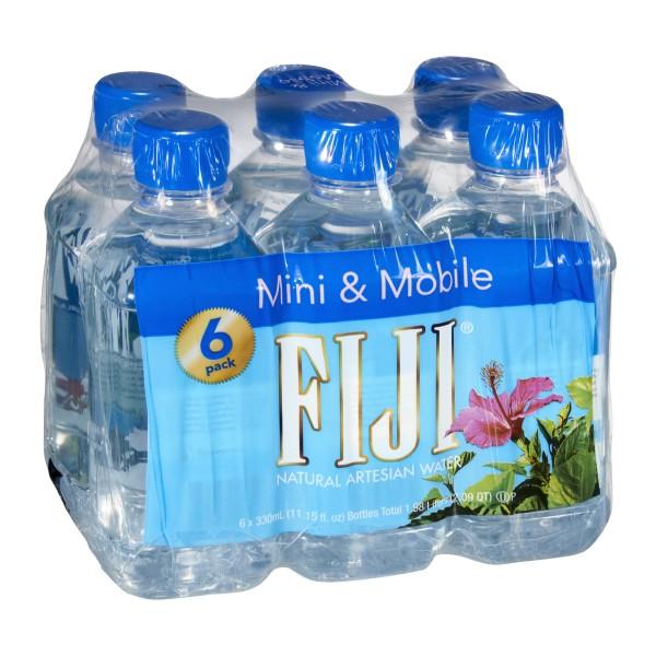 Fiji Natural Artesian Water 16 9 Fl Oz Pack Of 24 Bottles: Fiji Artesian Water Mini & Mobile Natural