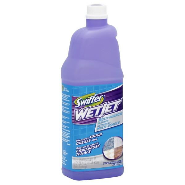 Swiffer WetJet Liquid Floor Cleaner Multipurpose