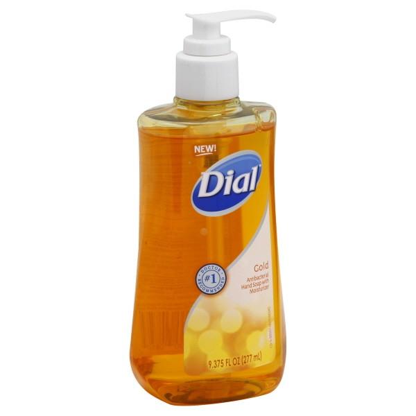 Dial Liquid Hand Soap Original Gold Antibacterial