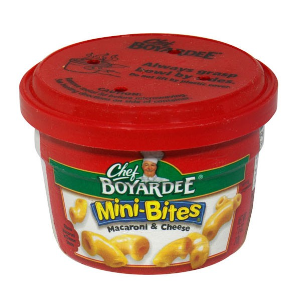 Chef Boyardee Microwave Macaroni Cheese