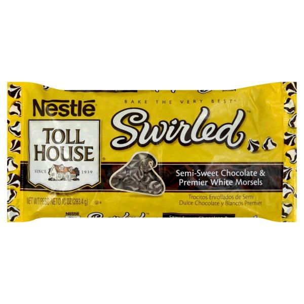 Nestle Toll House Swirled Morsels Semi