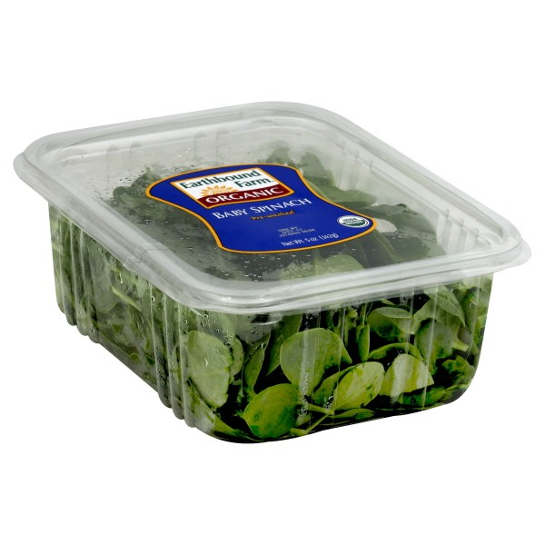 Earthbound Farms Organic Salads Salad Earthbound Farm Baby
