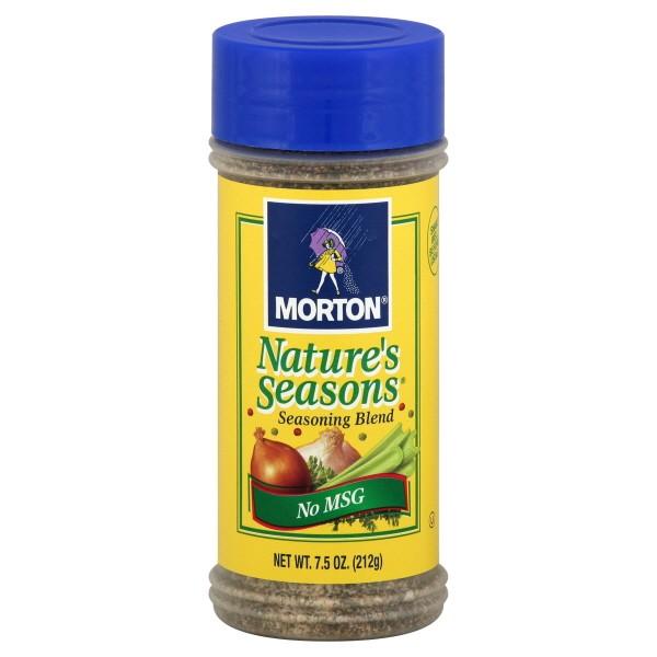 Lower Sodium Morton S Nature S Seasoning