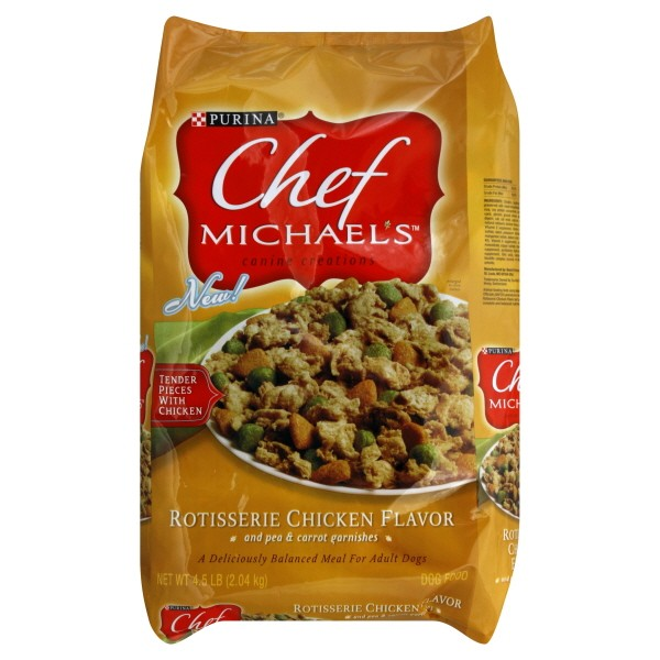 Purina Chef Michael S Dog Food