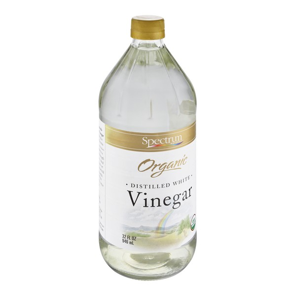 Spectrum Naturals Vinegar White Distilled Organic