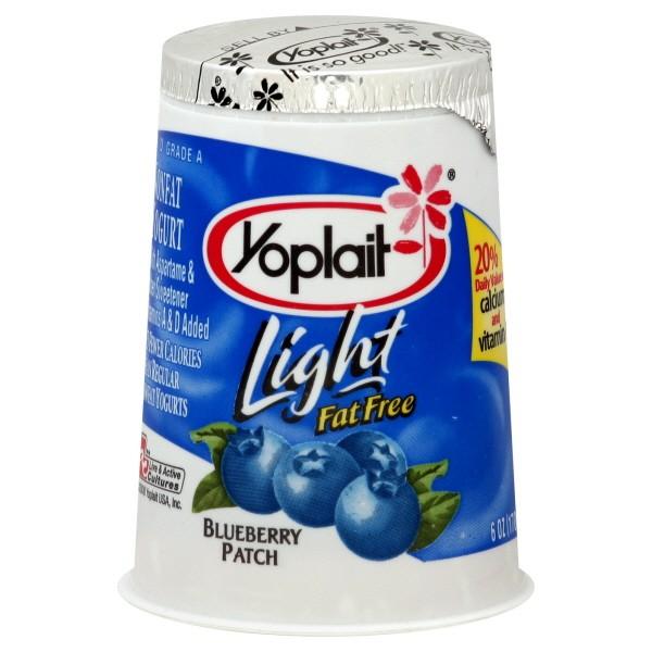Nutrition News Yoplait Low Fat Yogurt Nutrition Facts
