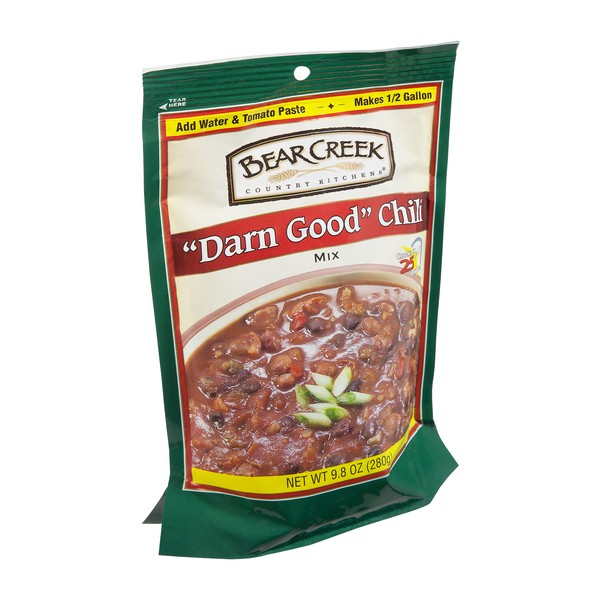 Bear Creek Chili Mix Darn Good