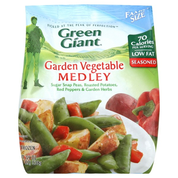 Superieur Green Giant Garden Vegetable Medley Sugar Snap Peas, Potatoes U0026 Peppers