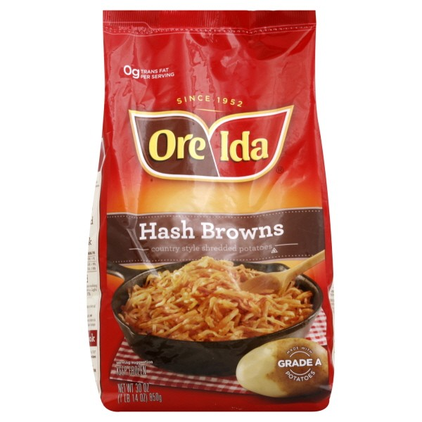 Ore-Ida Hash Browns Country Style
