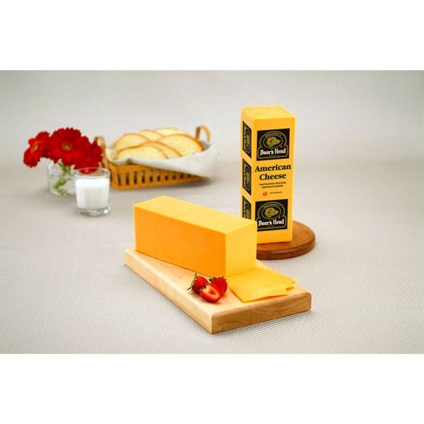 Boar's Head Deli Cheese Yellow American