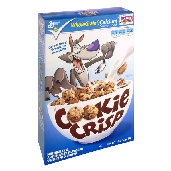Chocolate Chip Cookie Cereal