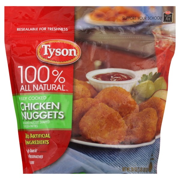 recipe: tyson panko chicken nuggets nutrition facts [18]