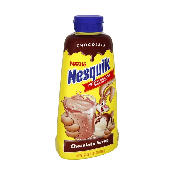 Calories Nesquik Chocolate Milk