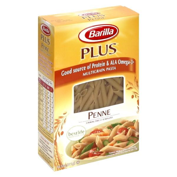 Barilla PLUS Pasta Penne Multigrain
