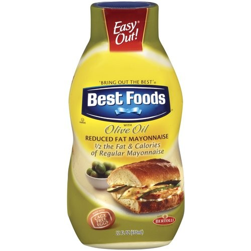 Is Best Foods Olive Oil Mayonnaise Gluten Free